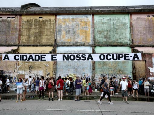 Pesquisa: Ativismo no Contexto Urbano