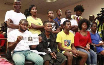 38 é muito: os jovens ativistas que derrubaram o ditador de Angola