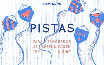 """PROCESSOS DE APRENDIZAGEM """"EM LINHA"""""""
